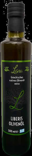 Olivenöl 500 ml Glasflasche